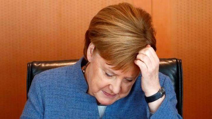 La economía alemana se contrae