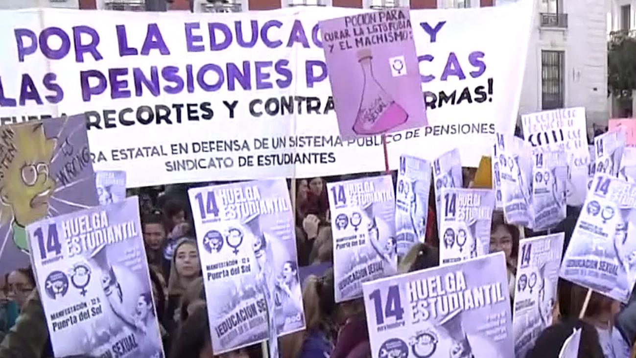 ¿Hay machismo en las aulas españolas?