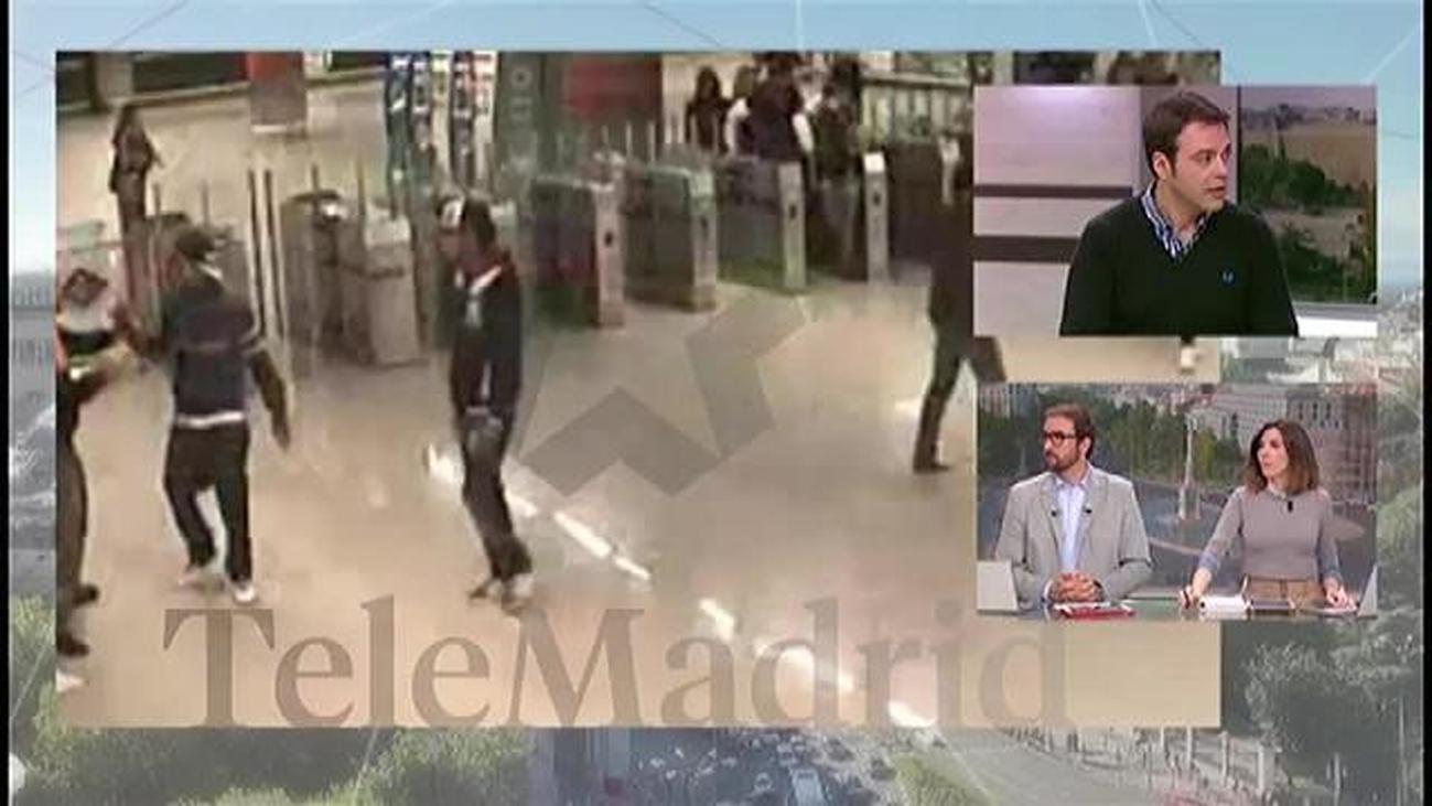 La brutal violencia de las bandas latinas contra los vigilantes de Metro