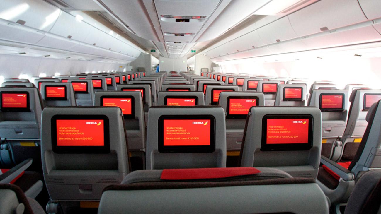 Así es el avión más moderno de Iberia