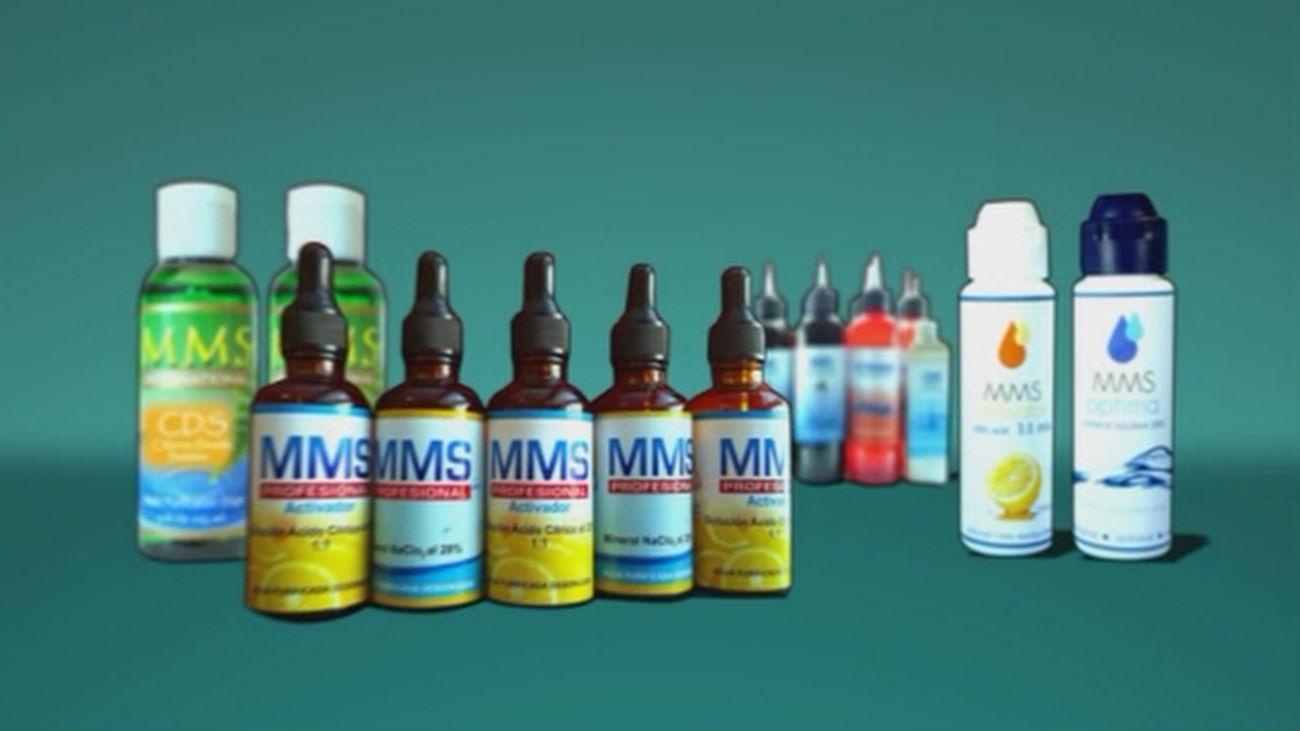 El MMS, una estafa a erradicar urgentemente