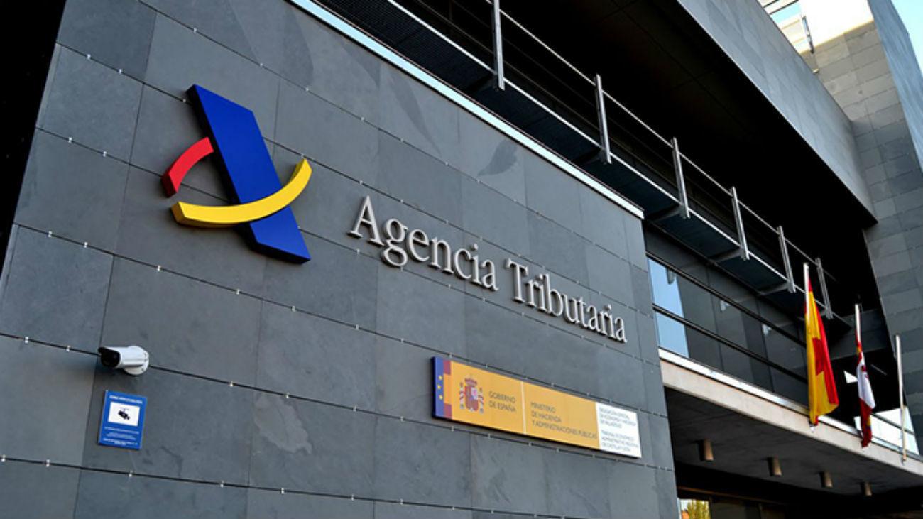 AGENCIA TRIBUTARIA - MADRID TRABAJA