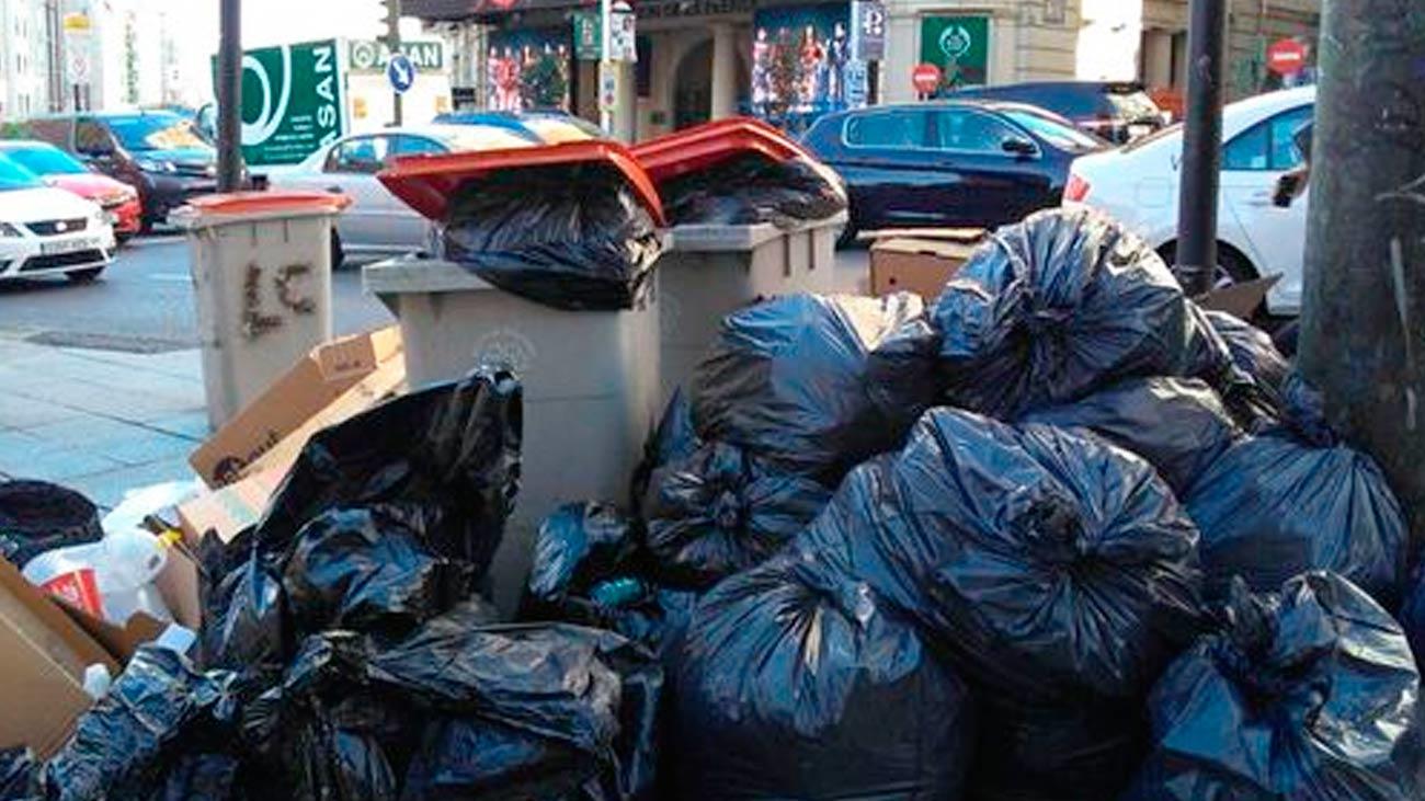 """El Ayuntamiento de Alcorcón reclamará los costes de la """"huelga abusiva"""" de basuras"""