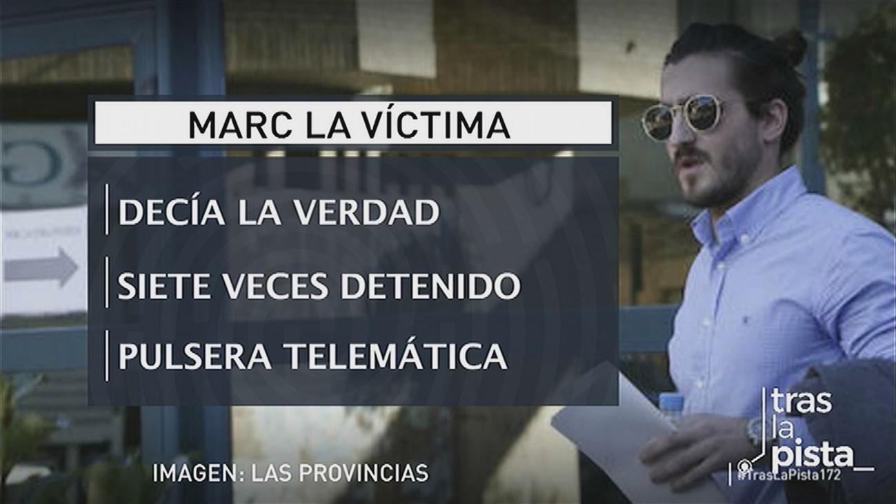El calvario de Marc, falsamente acusado de maltratador