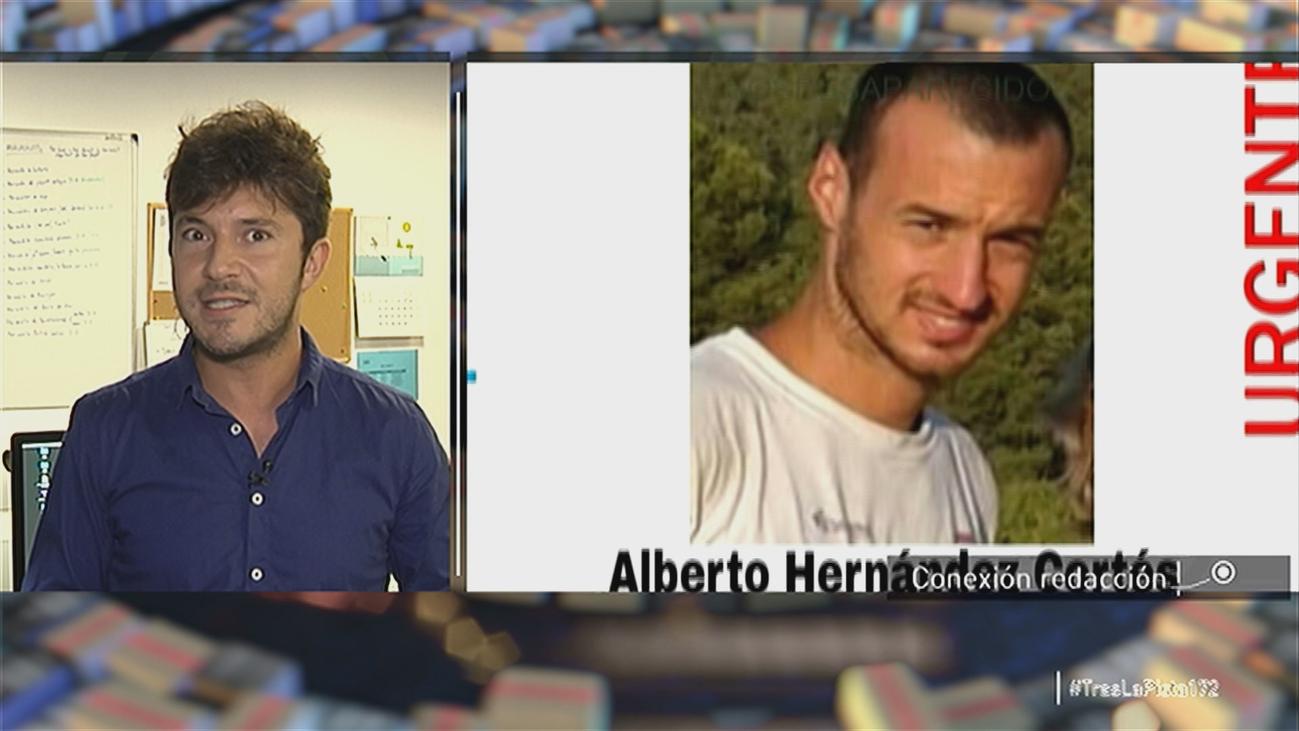 El caso de Alberto Hernández, desaparecido en Murcia