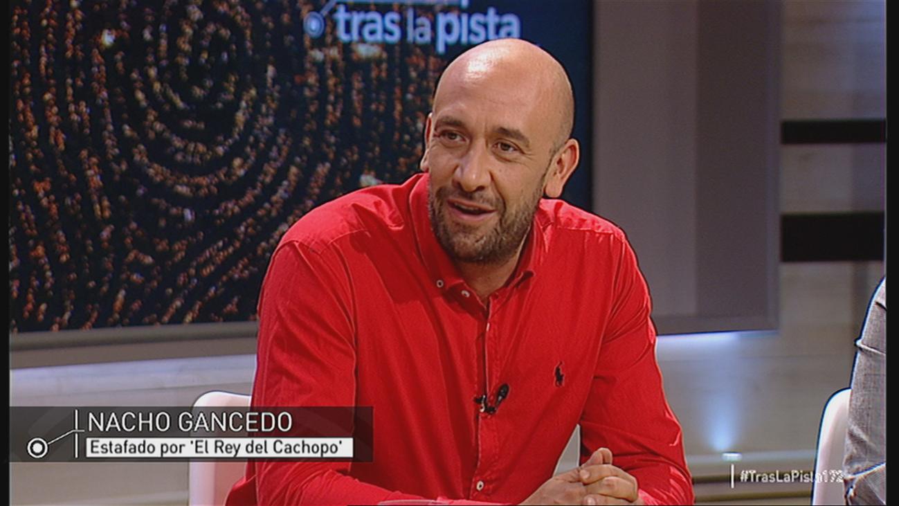 Entrevista a Nacho Gancedo, uno de los estafados por 'el rey del cachopo'
