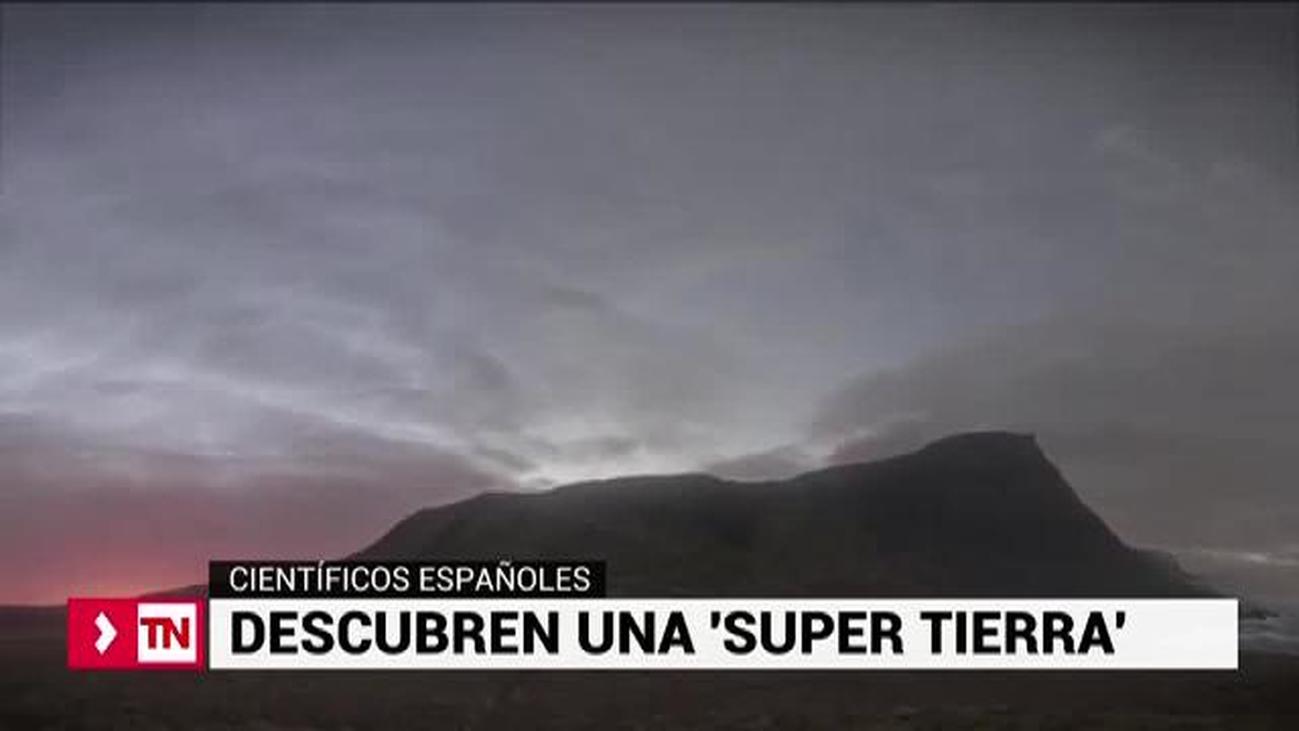 Descubren una Supertierra en el segundo sistema estelar más cercano a la Tierra
