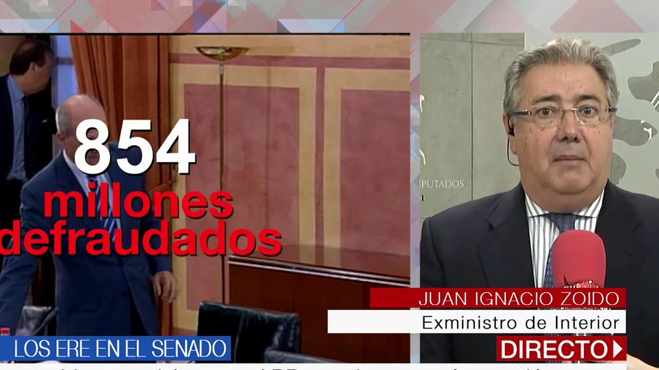 """Zoido: """"El 60% de los andaluces quiere un cambio para crecer"""""""