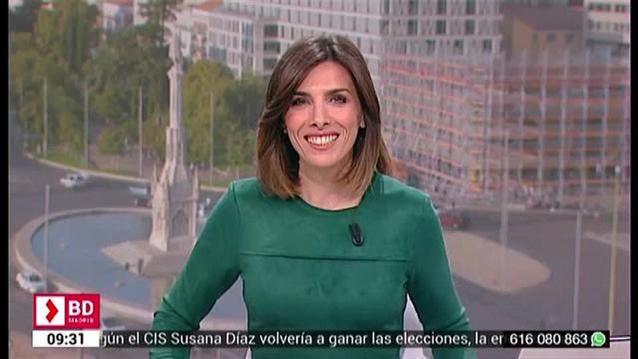 Buenos Días Madrid 15.11.2018
