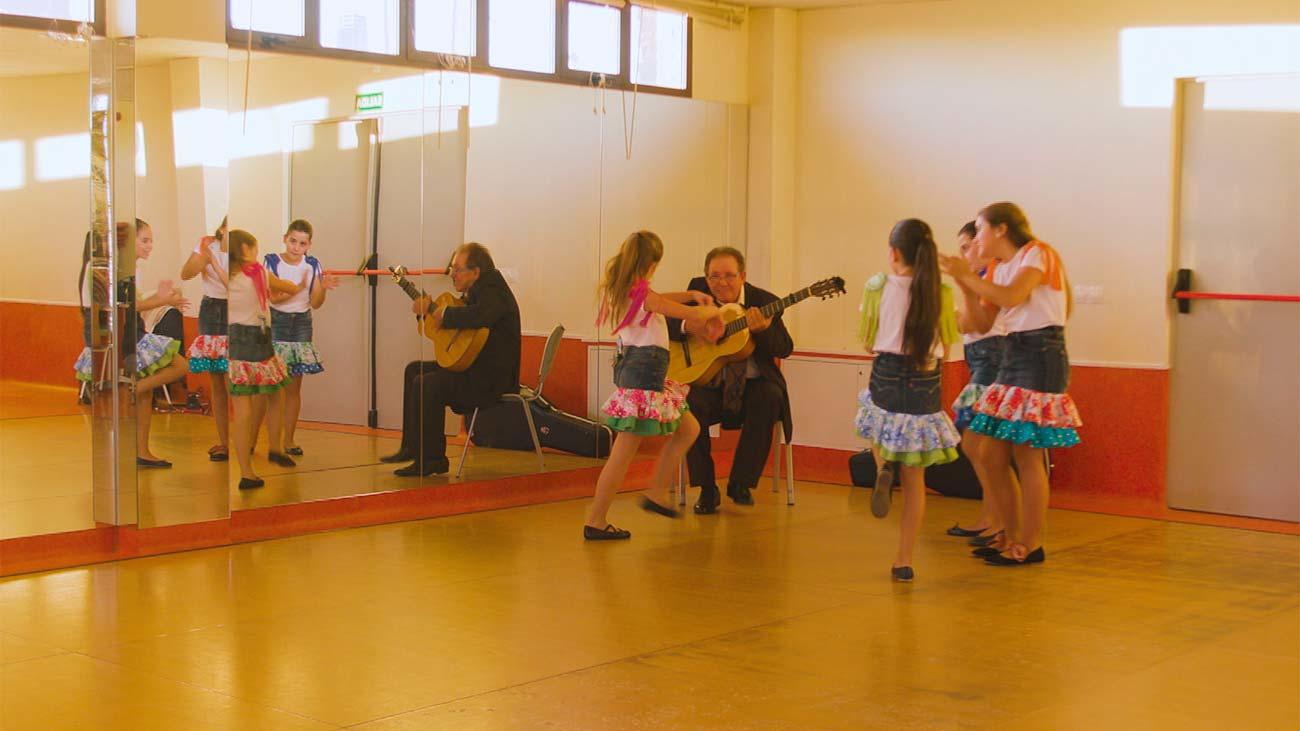 Las Turroneras, las niñas prodigio del flamenco