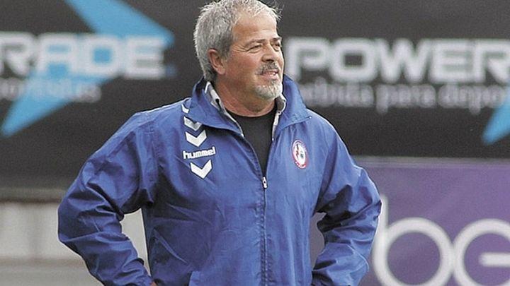 """Antonio Iriondo """"En la clasificación solo miro hacia arriba"""""""