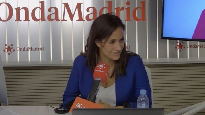 """Begoña Villacís: """"Madrid Central le ha salido mal a Carmena"""""""