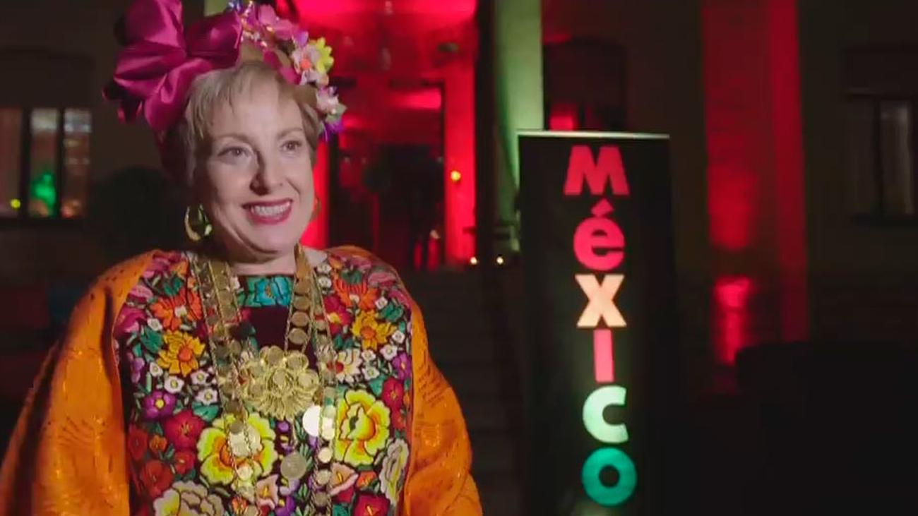 Madrid ciudad de 100 países: México
