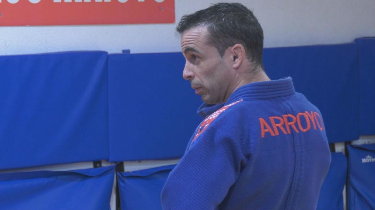 Carlos Arroyo transmite la pasión por el judo
