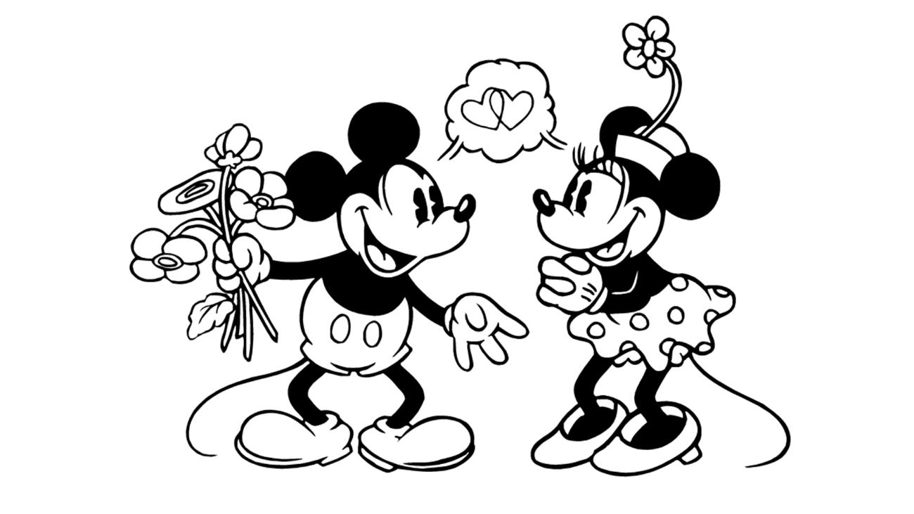 Mickey y Minnie llegan a los 90 años en plena forma