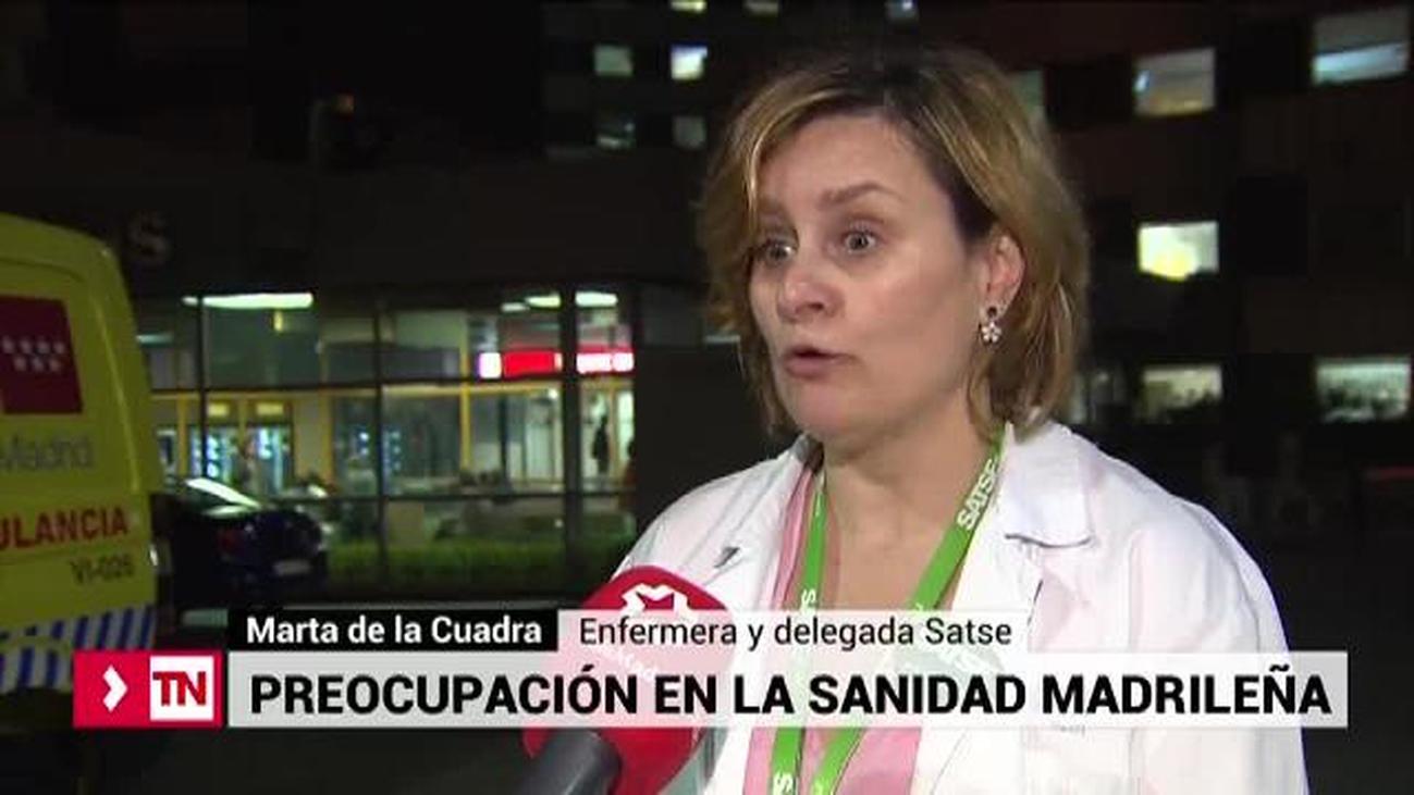 Preocupación en la sanidad madrileña por los fallos del sistema informático