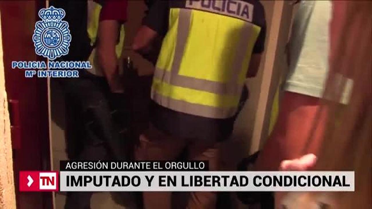 """La policía detiene a El """"Rubio"""""""