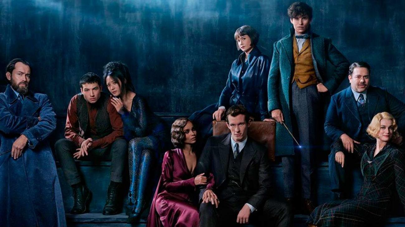 """Más universo Potter en """"Animales fantásticos: los crímenes de Grindelwald"""""""