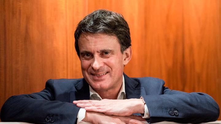 """Valls redobla su llamamiento a Sánchez y al PSC a """"sumarse"""" a su candidatura"""