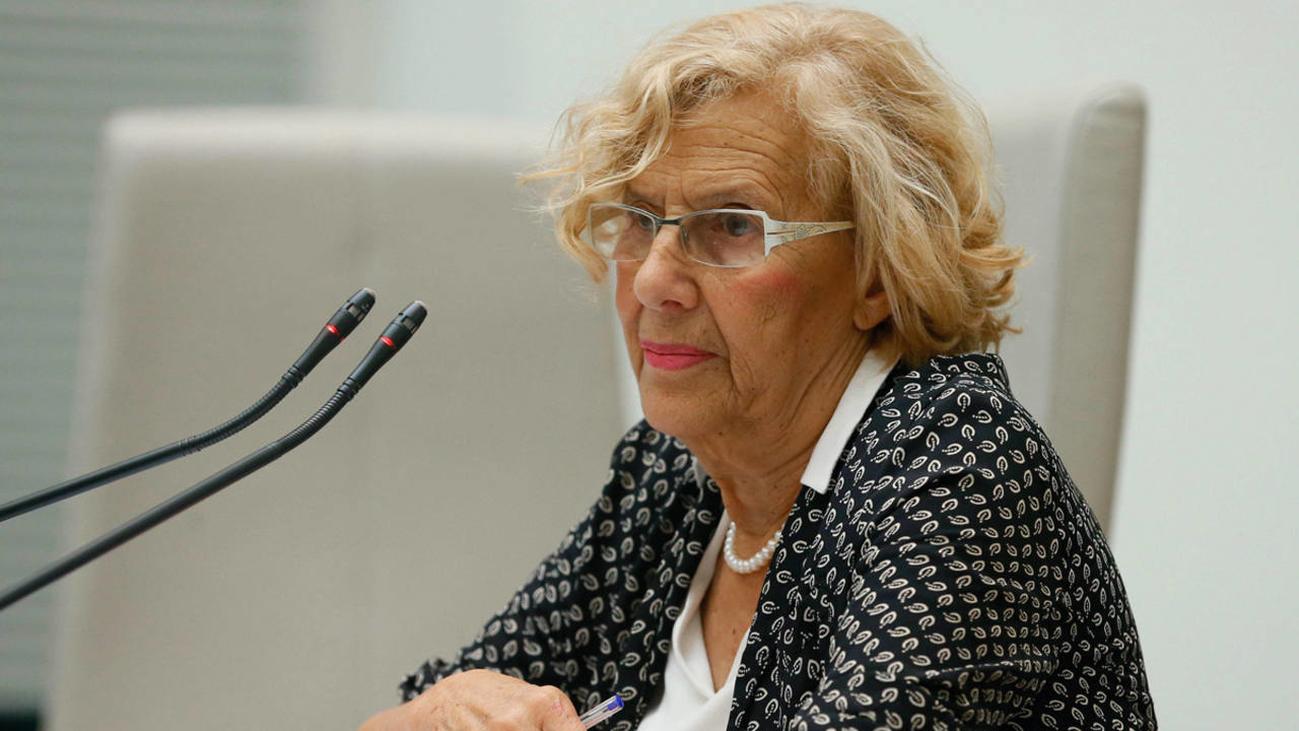 Carmena presenta este lunes su proyecto de presupuestos ya pactado con el PSOE