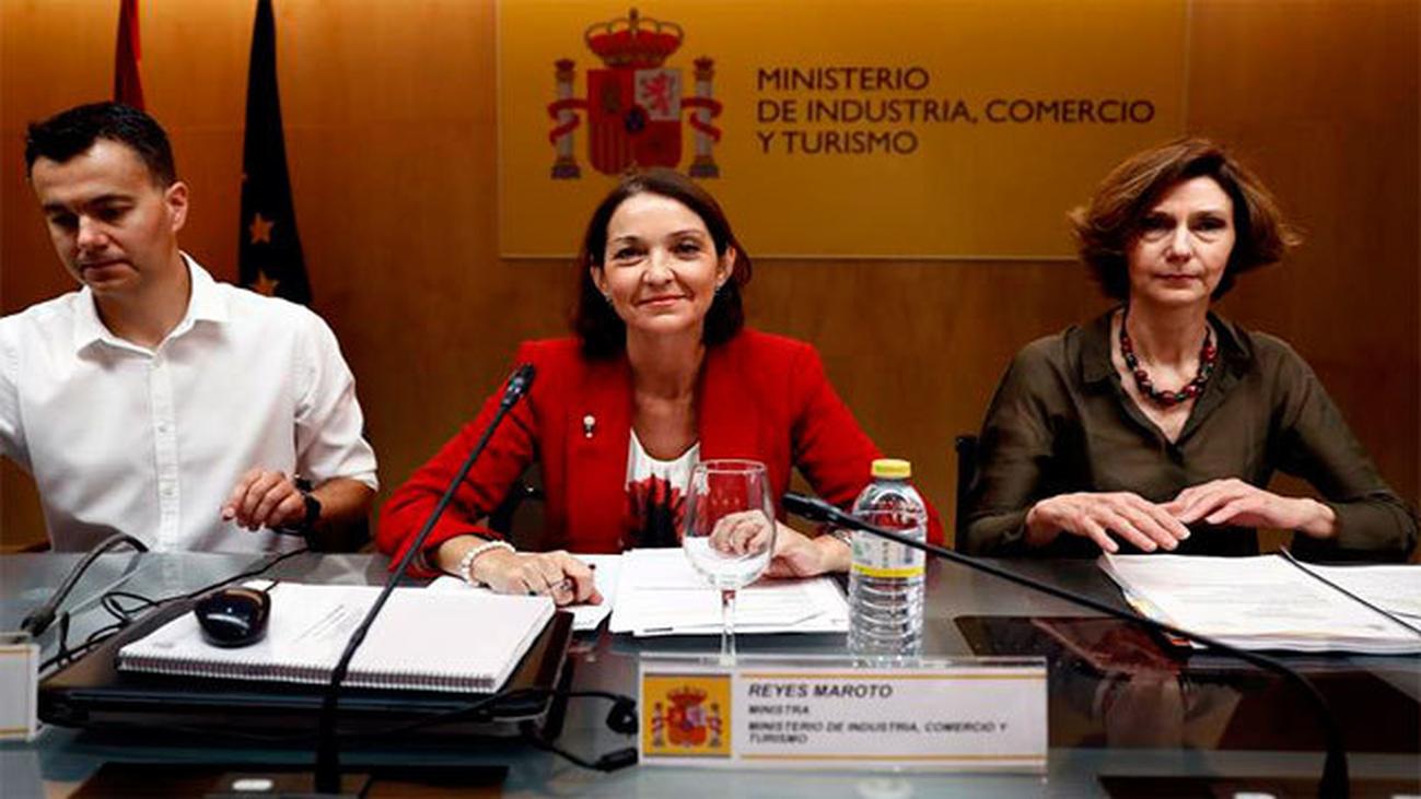 """Maroto asegura que la agenda del Gobierno permitirá """"acabar la legislatura"""""""