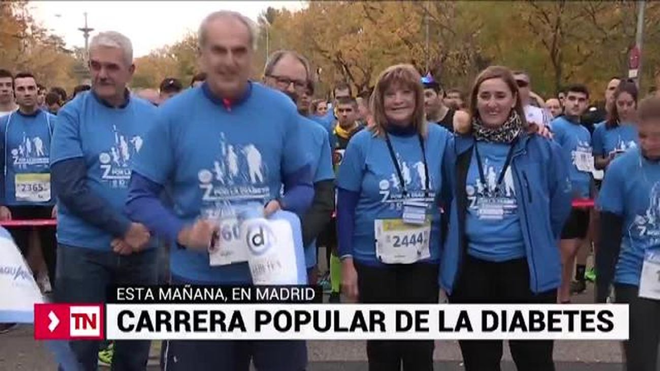 Telenoticias Fin de Semana 18.11.2018