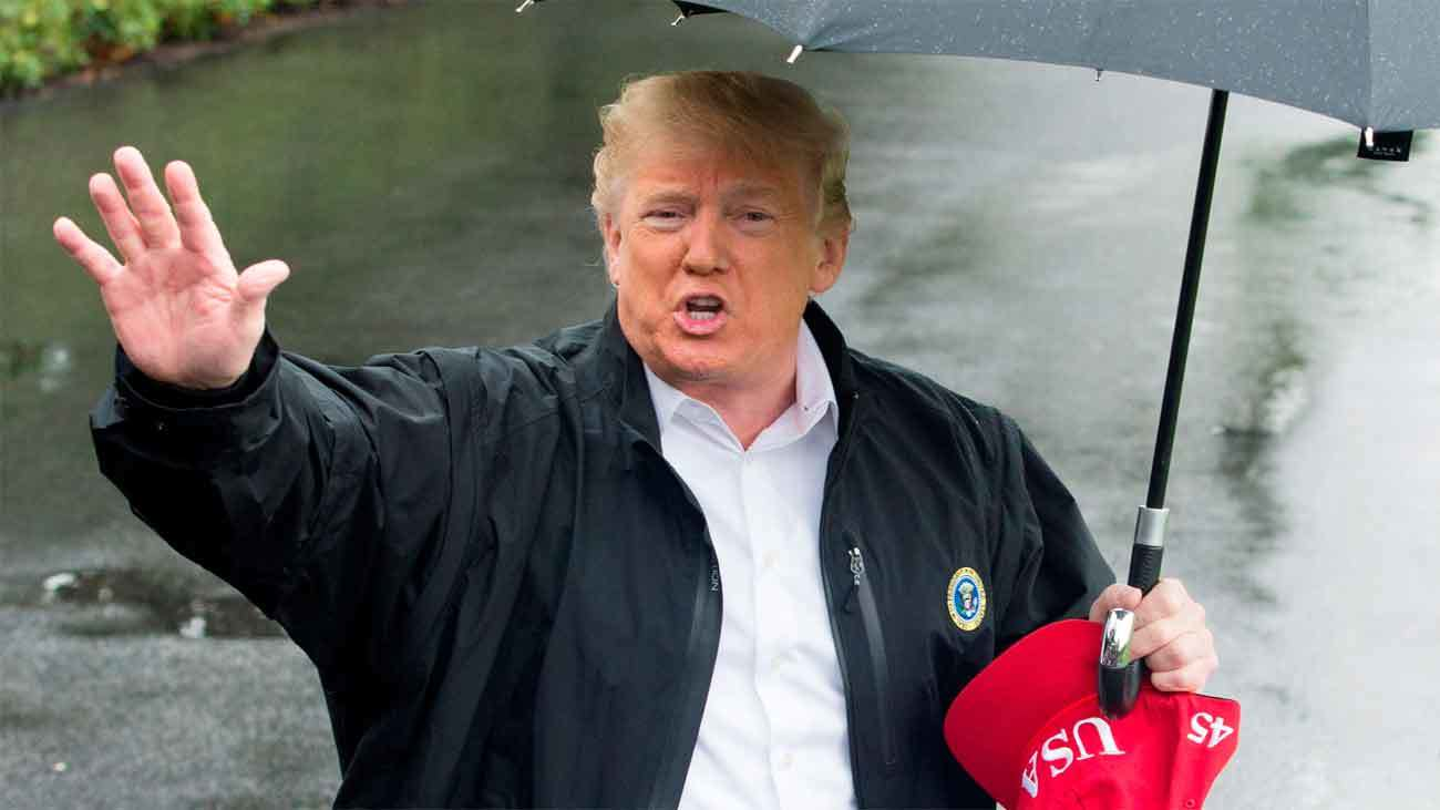 Trump dice que no sabe si el heredero saudí le mintió sobre caso Khashoggi