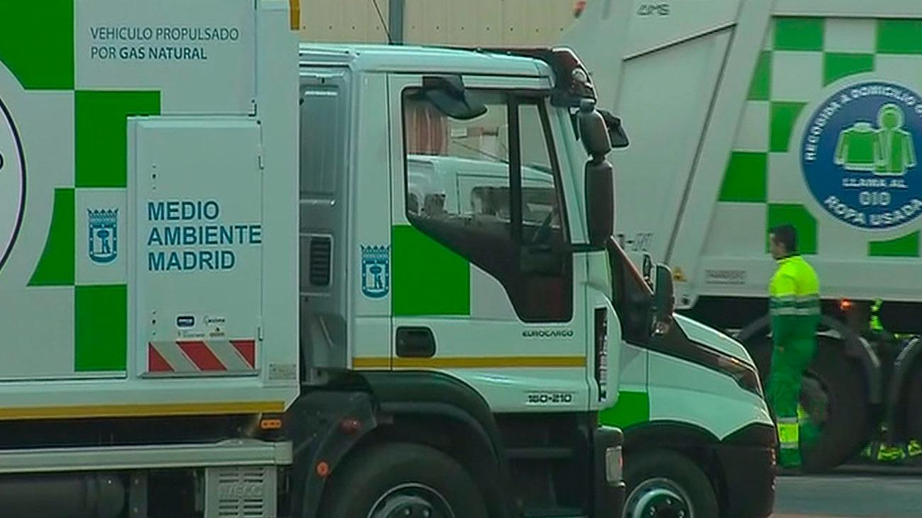 Negociaciones de última hora para evitar la huelga de basuras en Madrid