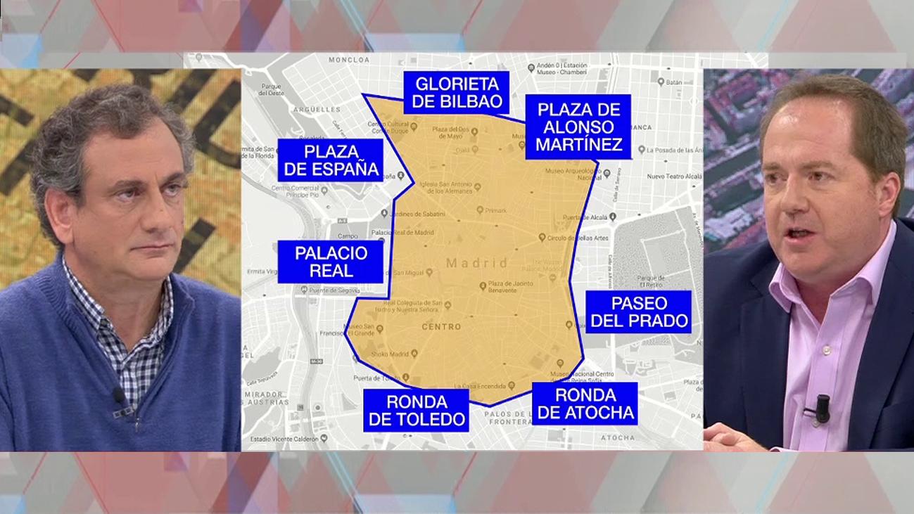 Los argumentos a favor y en contra del proyecto Madrid Central