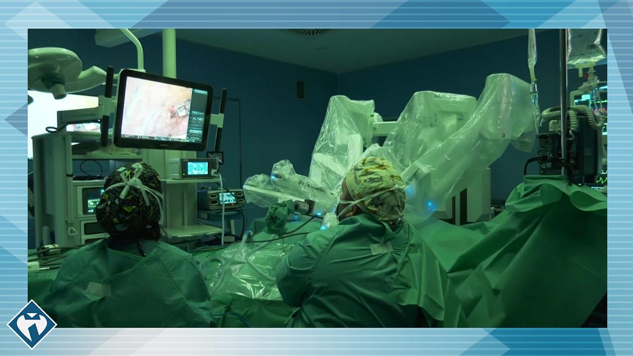 ¿Son los robots el futuro de la cirugía?