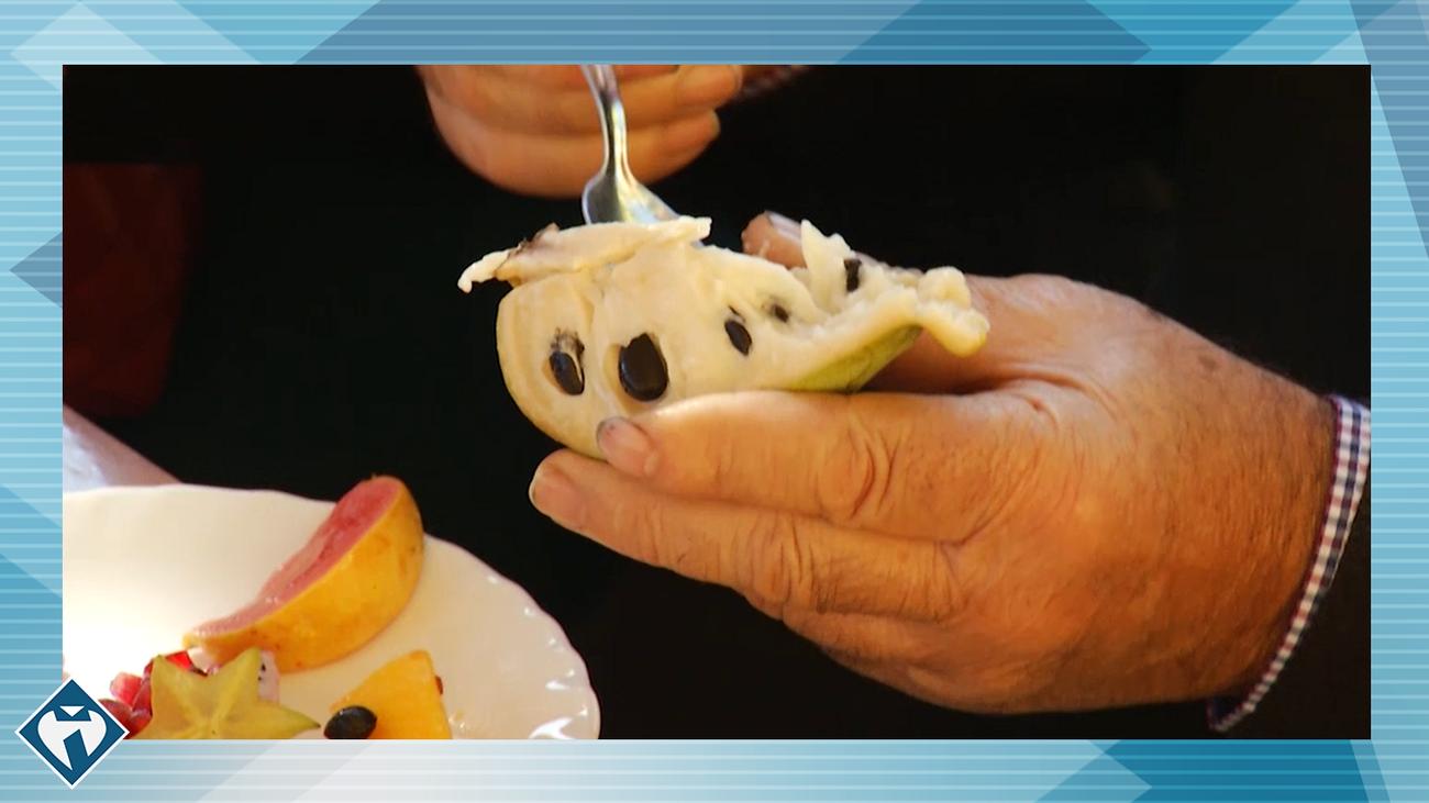 La chirimoya, competencia directa de los lácteos