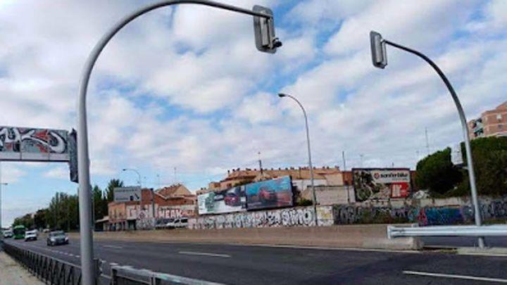Los semáforos en la A-5 a su paso por Madrid se instalarán a principios de 2019