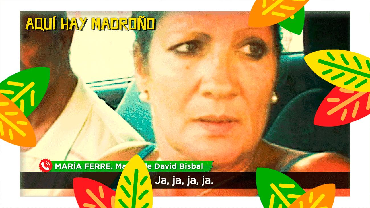 La madre de David Bisbal entra al trapo