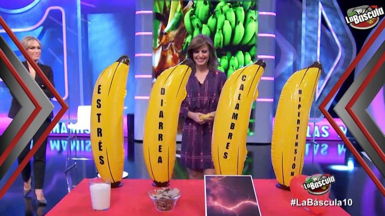 El plátano: una fruta realmente saludable