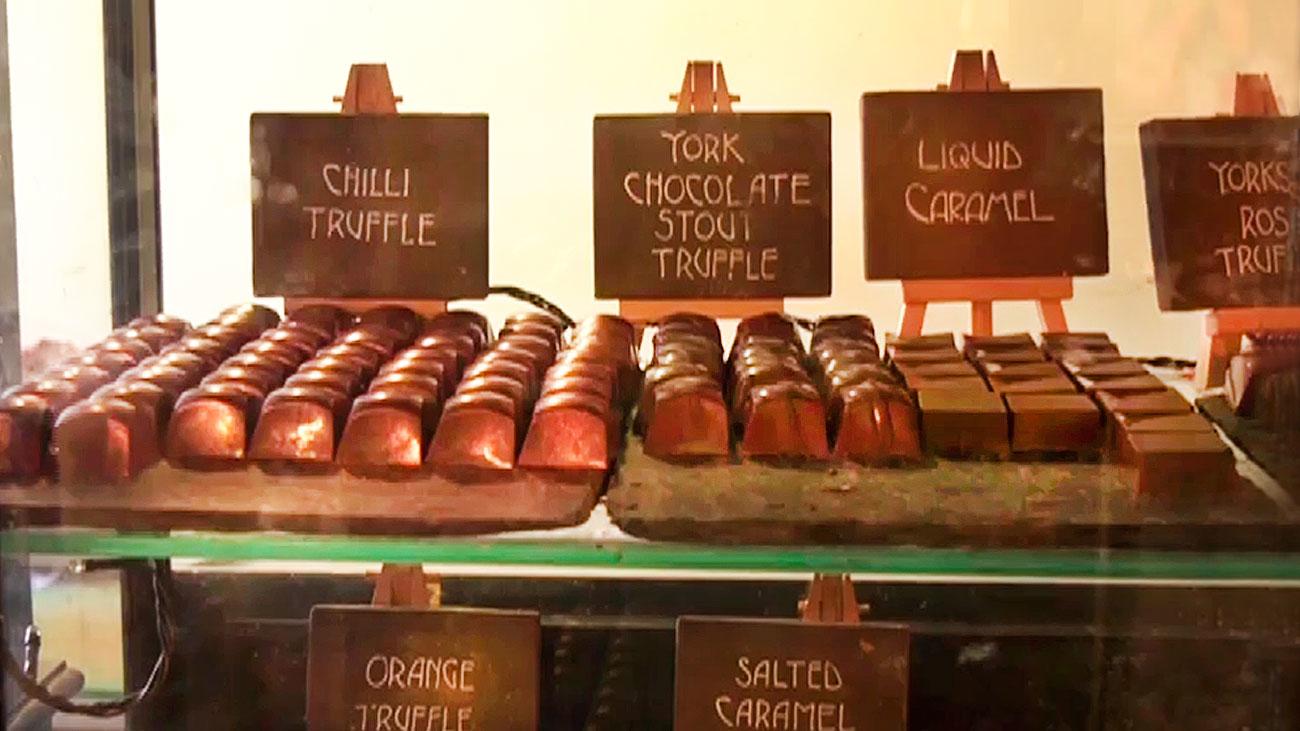 York, la ciudad del chocolate