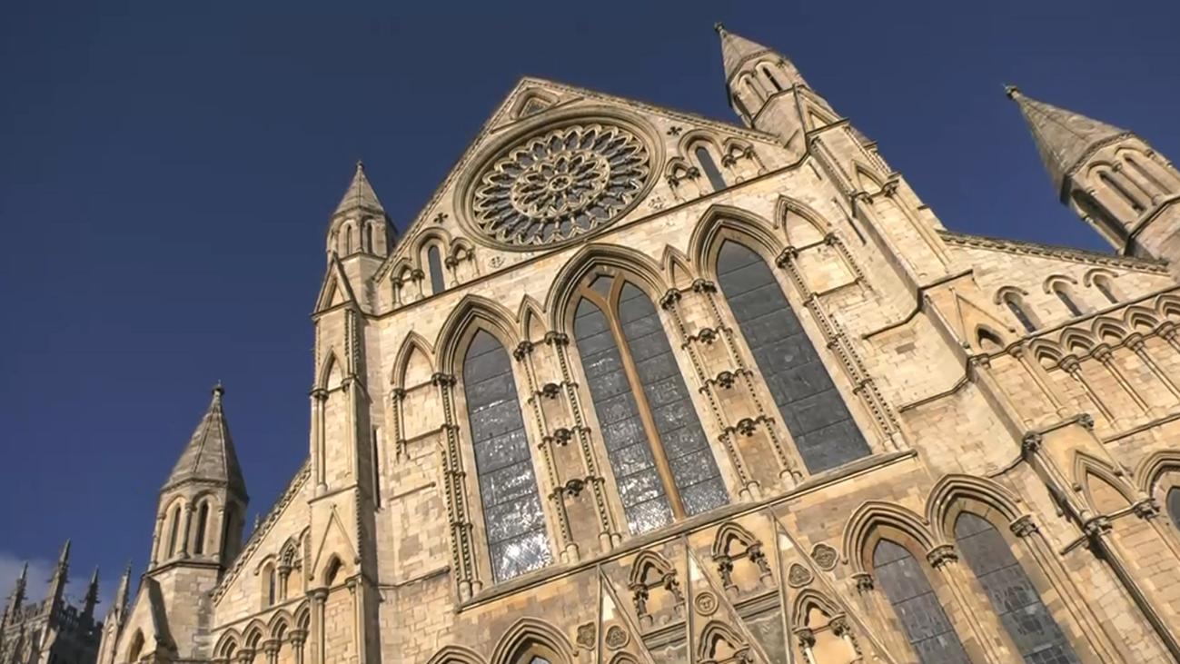 La catedral de York, una de las mayores expresiones del gótico