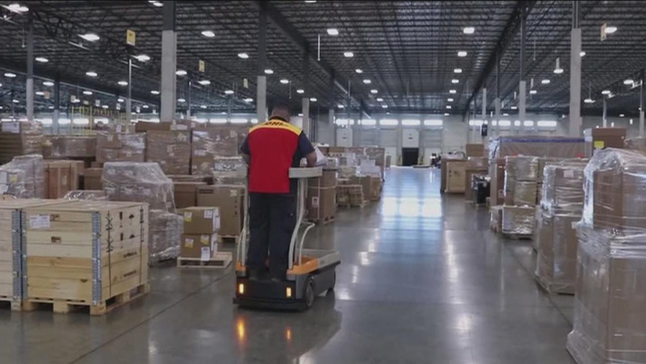 El Black Friday dispara la demanda de empleo en el sector logístico