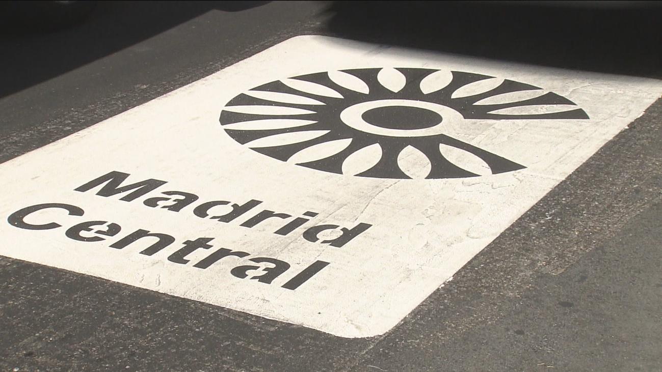 Las cámaras de Madrid Central costarán 11,8 millones de euros hasta 2025