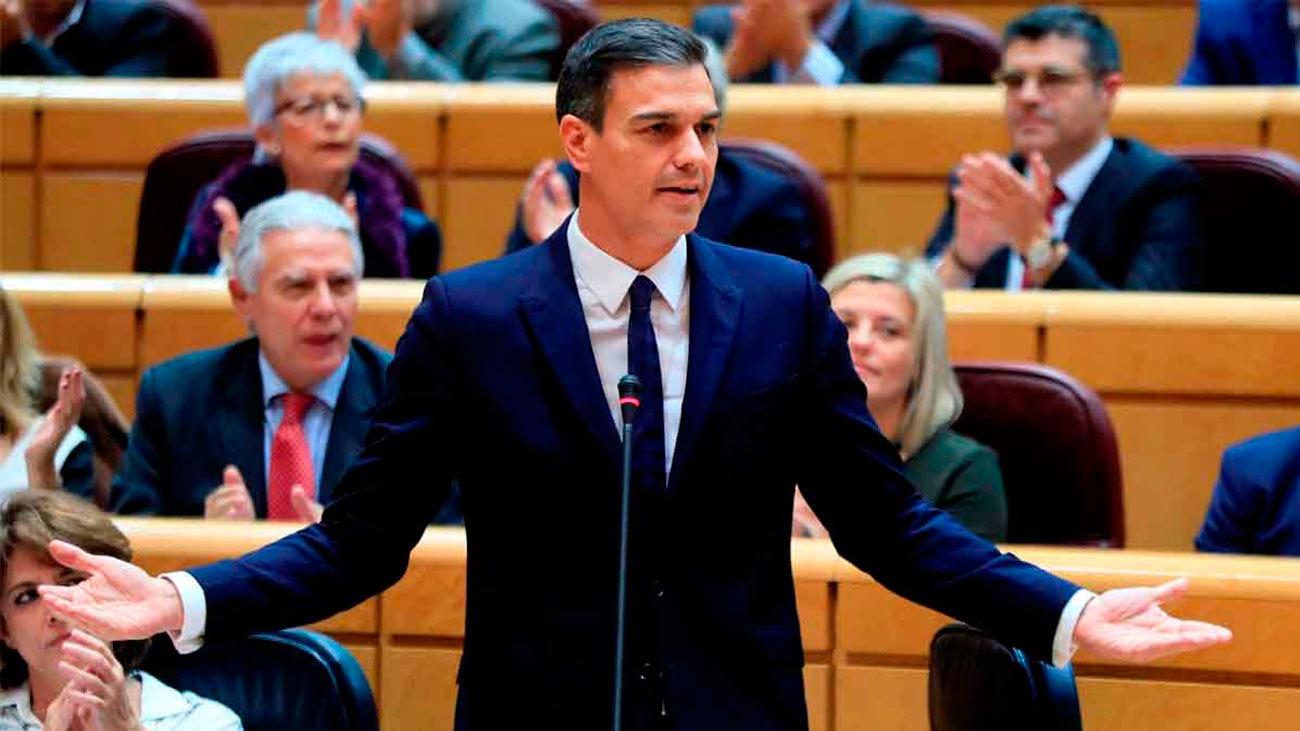 """Sánchez exige la dimisión de Cosidó por ofender la """"honorabilidad"""" de la Justicia"""