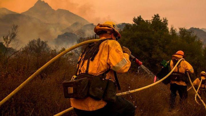 Los incendios de California dejan 700 desaparecidos