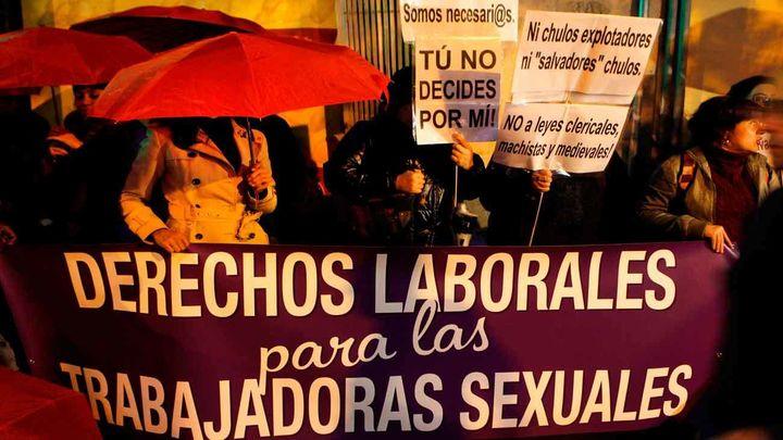 La Audiencia Nacional anula los estatutos del sindicato de trabajadoras sexuales