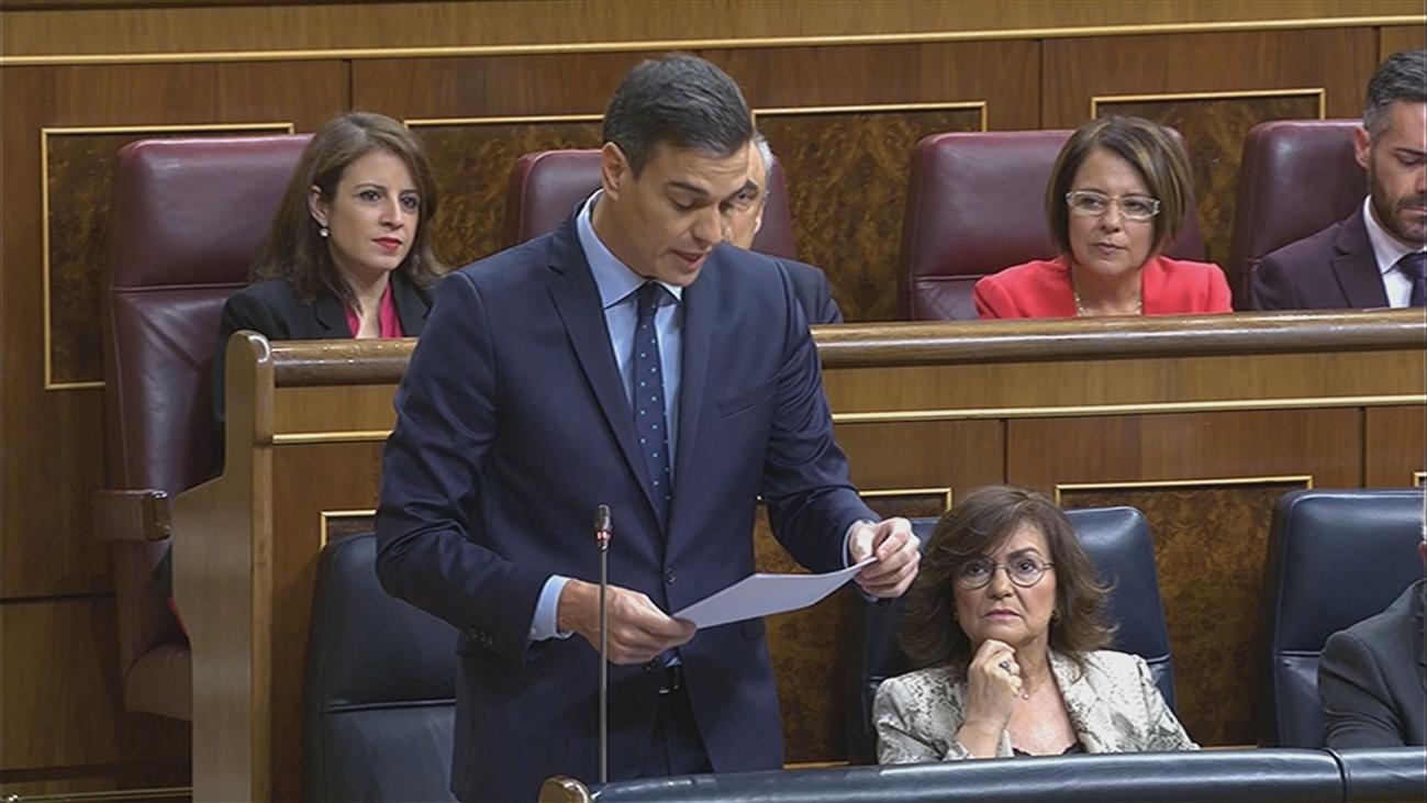 Sánchez y Casado se enzarzan en reproches por romper el pacto para renovar el CGPJ