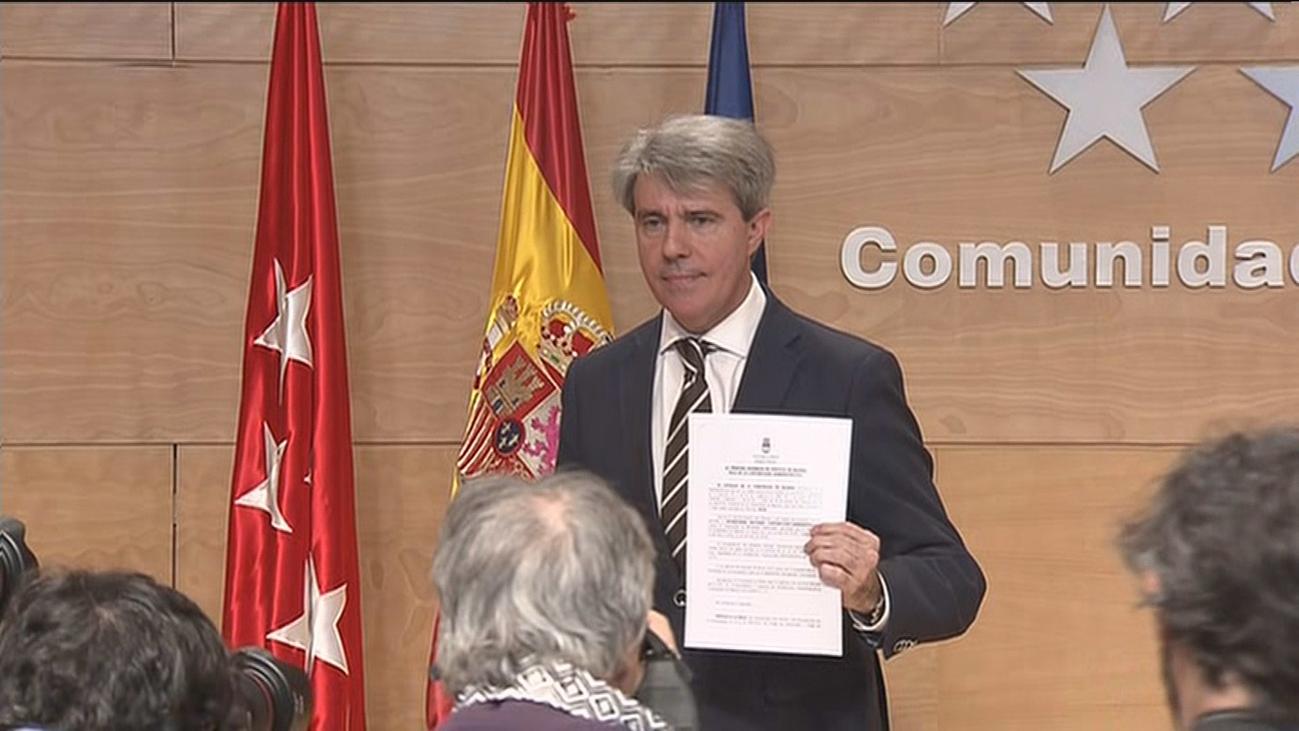 Estas son las 10 objeciones que Ángel Garrido pone a Madrid Central