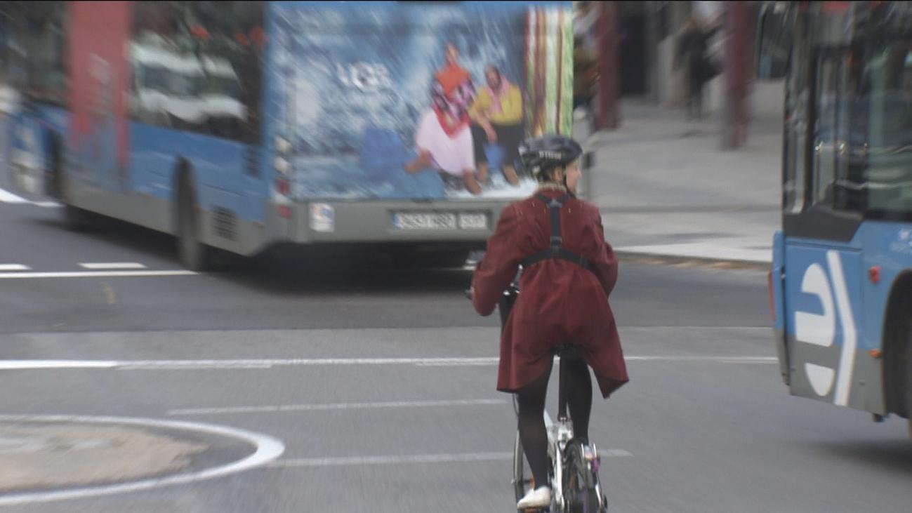 Sometemos a la Gran Vía al test del ciclista urbano