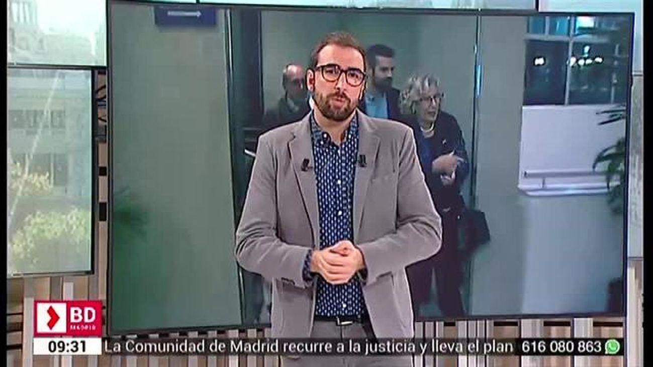 Buenos Días Madrid 22.11.2018
