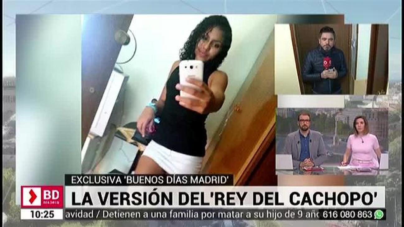 El 'rey del cachopo' dice que su novia tenía una deuda con narcos colombianos