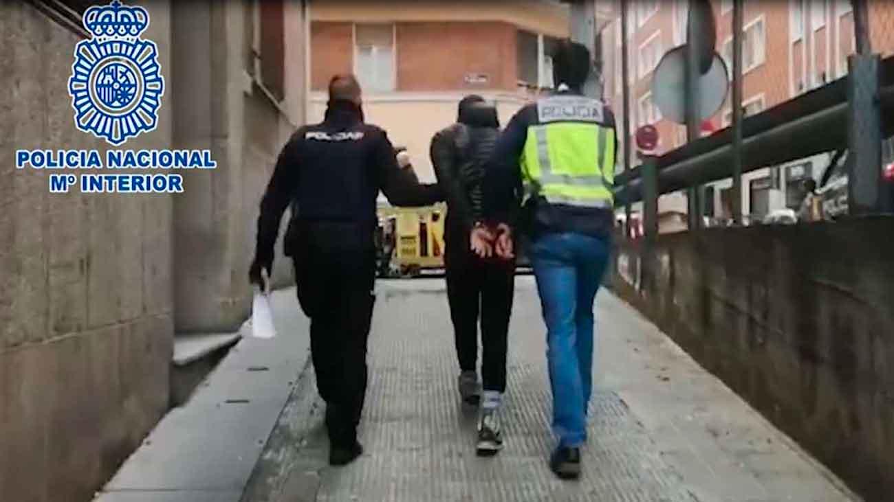 Detenidos ocho grafiteros por los ataques al Metro de Madrid