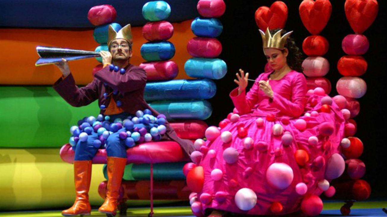 500 colegios disfrutan de la ópera en el día de Santa Cecilia