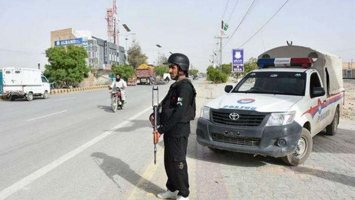 Seis muertos en el ataque contra el consulado chino en la ciudad paquistaní de Karachi