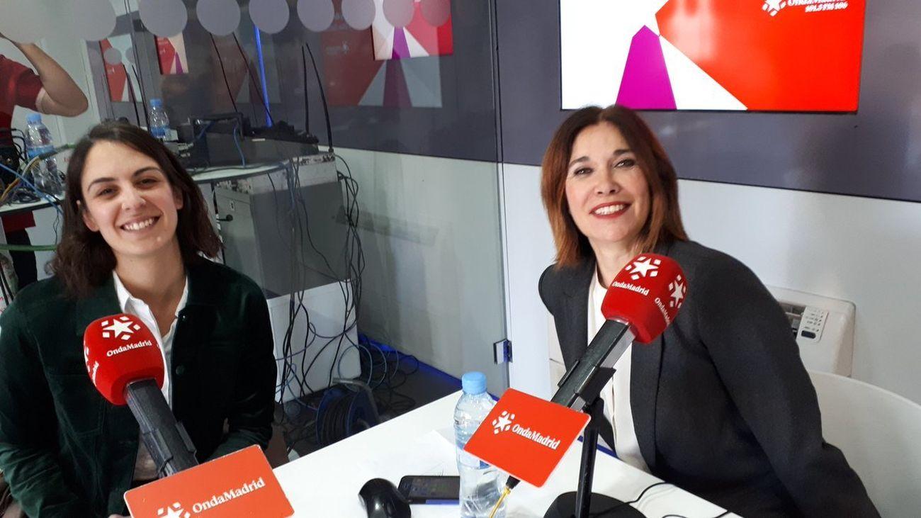 """Rita Maestre: """"Hay que venir a vivir esta nueva Gran Vía que es más humana"""""""